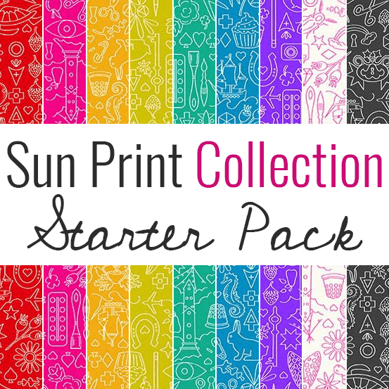 Sun Print Collection Starter Pack