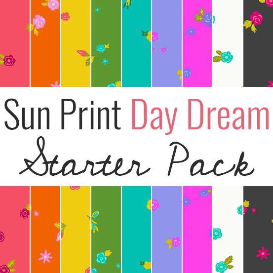 Sun Print Day Dream Starter Pack