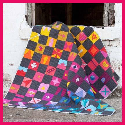 Alison Glass Trinket Quilt Kit