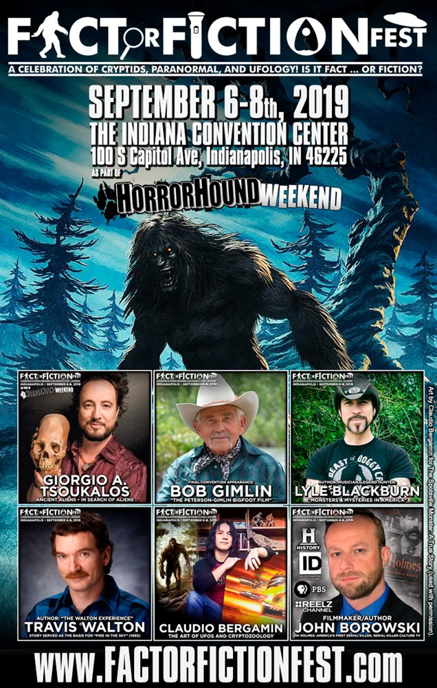 Home Page - HorrorHound