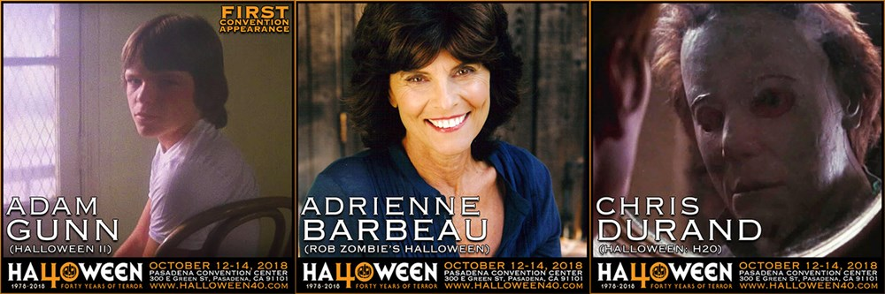 Halloween H20 Convention 2020 Halloween: 40 Years of Terror Tickets LIVE!   HorrorHound