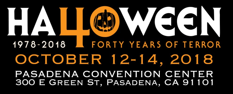 H Halloween 2020 40 Year Anniversary Convention H40: 40 Years of Terror Guest List   HorrorHound