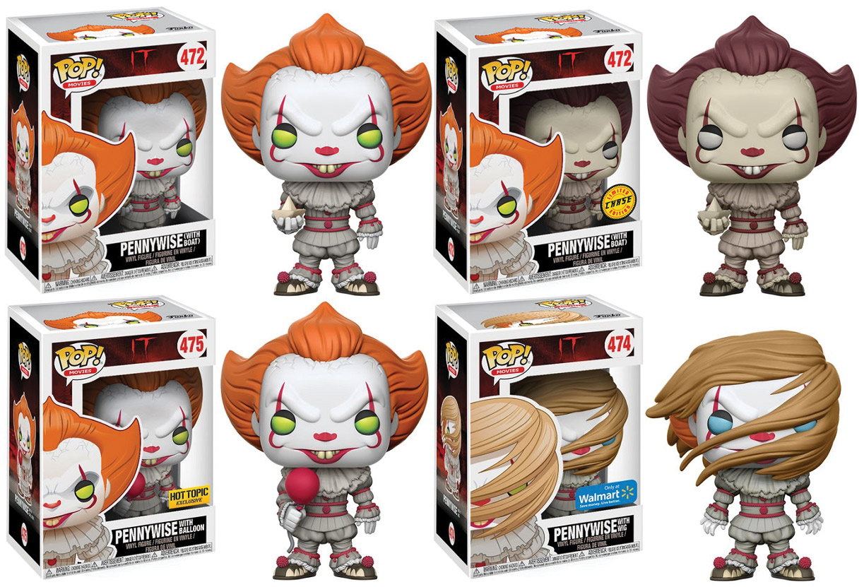 Funko Floats With Pennywise Horrorhound