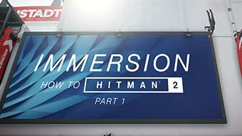 Como ser o Hitman (Imersão)