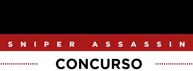 CONCURSO DE HITMAN SNIPER ASSASSIN