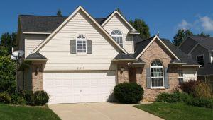 4955 South Ridgeside Circle, Ann Arbor, MI, 48105