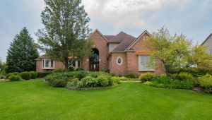 12367 Howland Park Drive, Plymouth, MI, 48170
