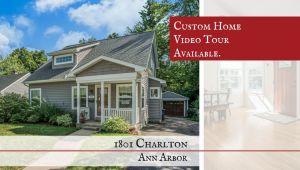 1801 Charlton Street, Ann Arbor, MI, 48103