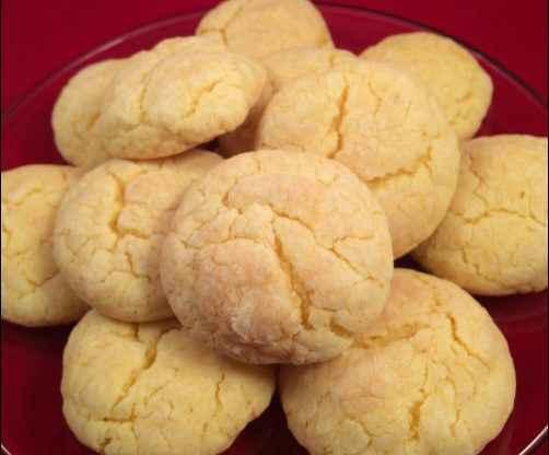 ooey gooey butter cake cookies