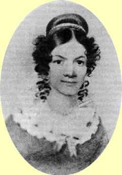 Jane Johnston Schoolcraft, aka Bamewawagezhikaquay.