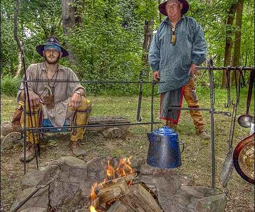 The Mountain Men: America's Original Survivalists, homesteading, homesteaders, homestead