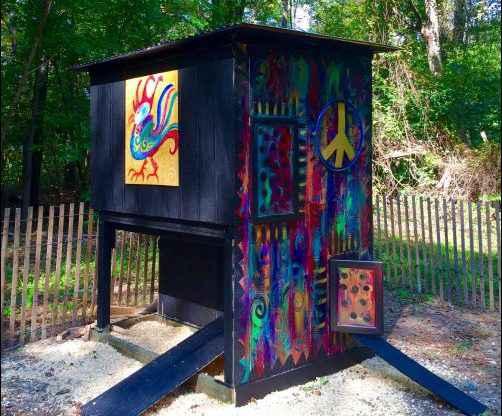 repurposed chicken coop alternative chicken coop designs