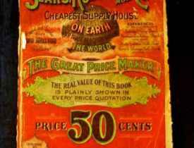 How Sears Roebuck Helped Homesteading Happen