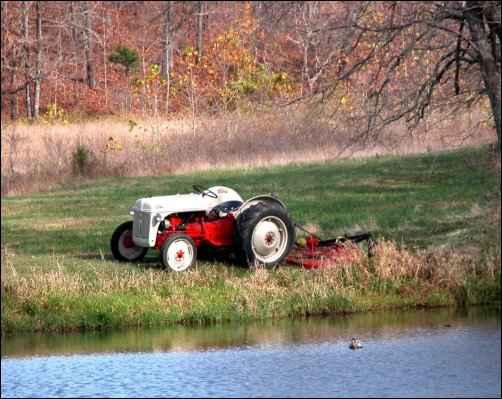 Benefits of Classic Tractors