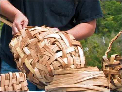 Basket-making Basics, basketry for beginners