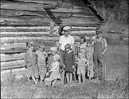 Appalachian family
