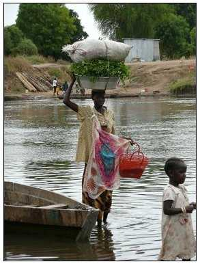 Sudan Sudanese woman