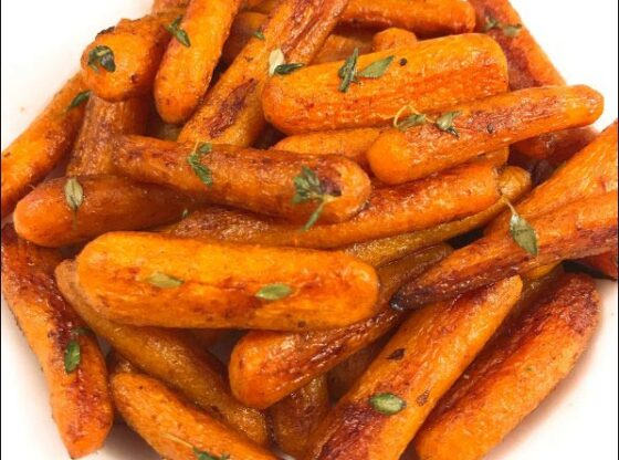 Balsamic-Roasted-Carrots
