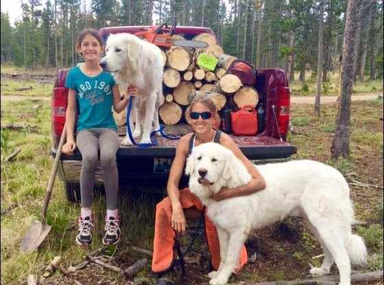single parent homesteading