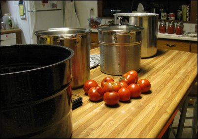 When thinking about food preservation like canning, freezing, and drying, there are some things you should do when getting ready for canning season.