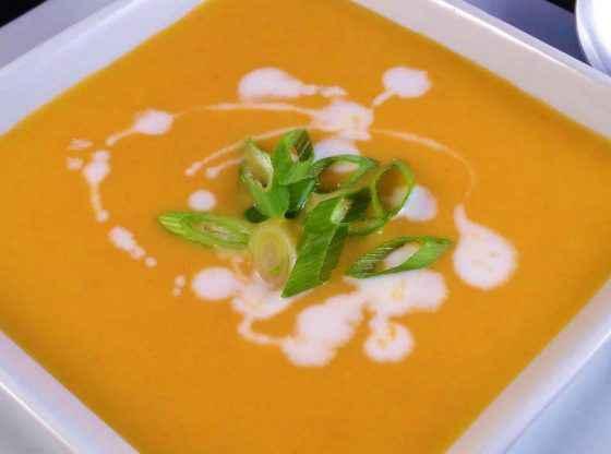 carrot ginger soup recipe homesteading