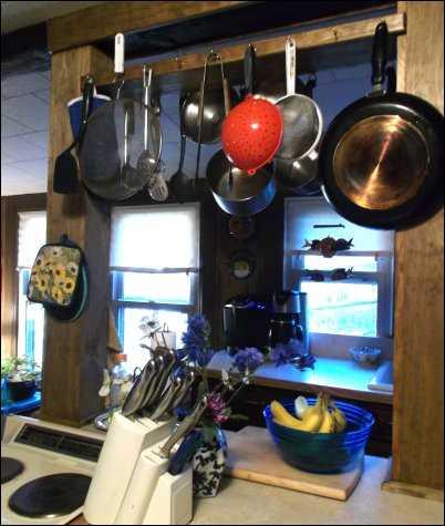 kitchen de-clutter clutter