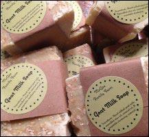 goat milk soap, starting a micro-creamery; operating a micro-creamery; niche farming opportunities; start a micro-creamery, homesteading