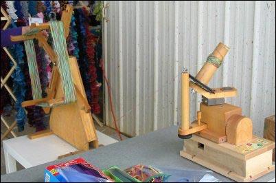 yarn winding, Fiber Fairs, selling fiber products, where to sell handmade yarn, Fiber festivals, Selling animal fibers, homesteading, homestead
