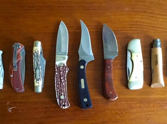 Knives on the homestead, types of knives for different uses, knife types, best knife for the job