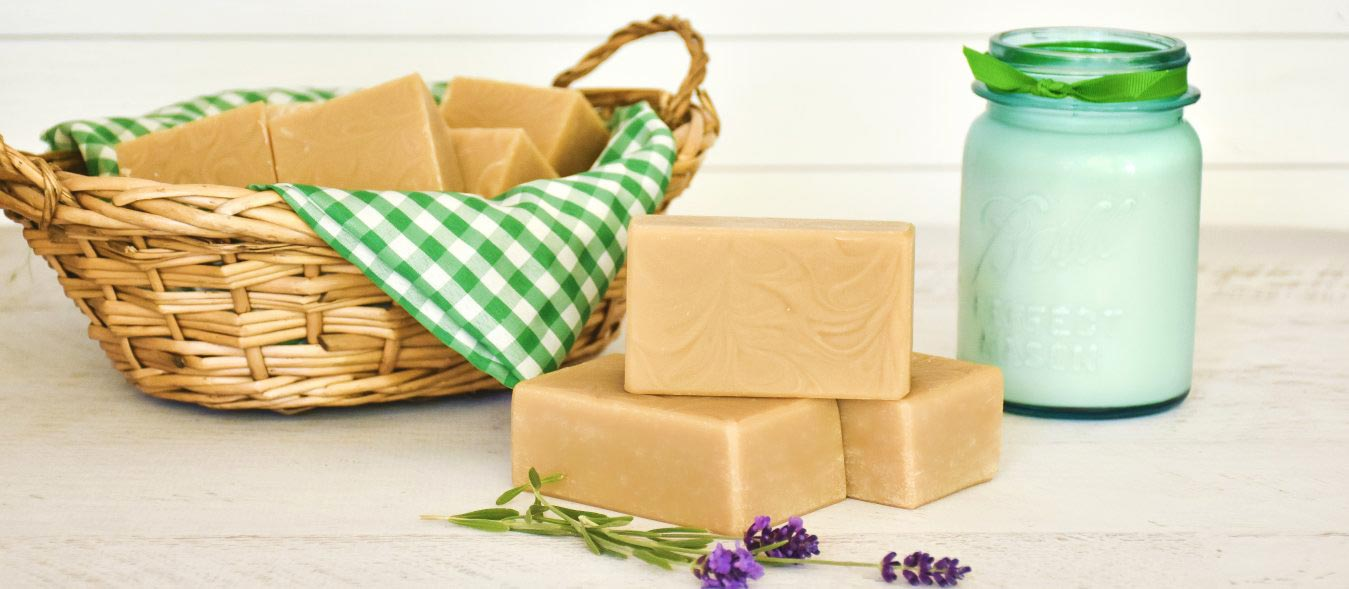 how to make milk soap from scratch DIY milk soap making
