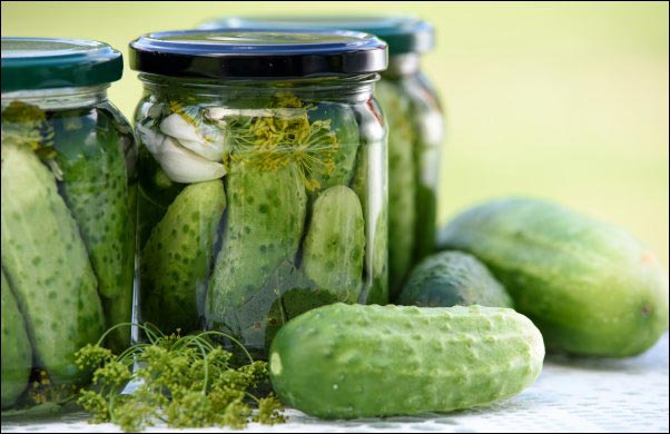 DIY pickles, even fruit pickles, are simple to make using lacto-fermentation. And for the curious among us, the science of pickling is fascinating.