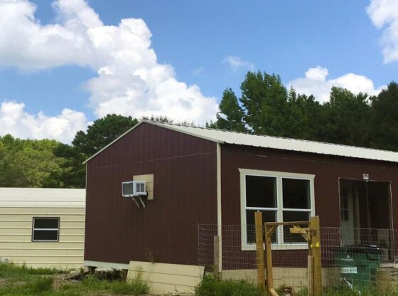 Secrets to Turning a Rent-to-Own Storage Building into a House
