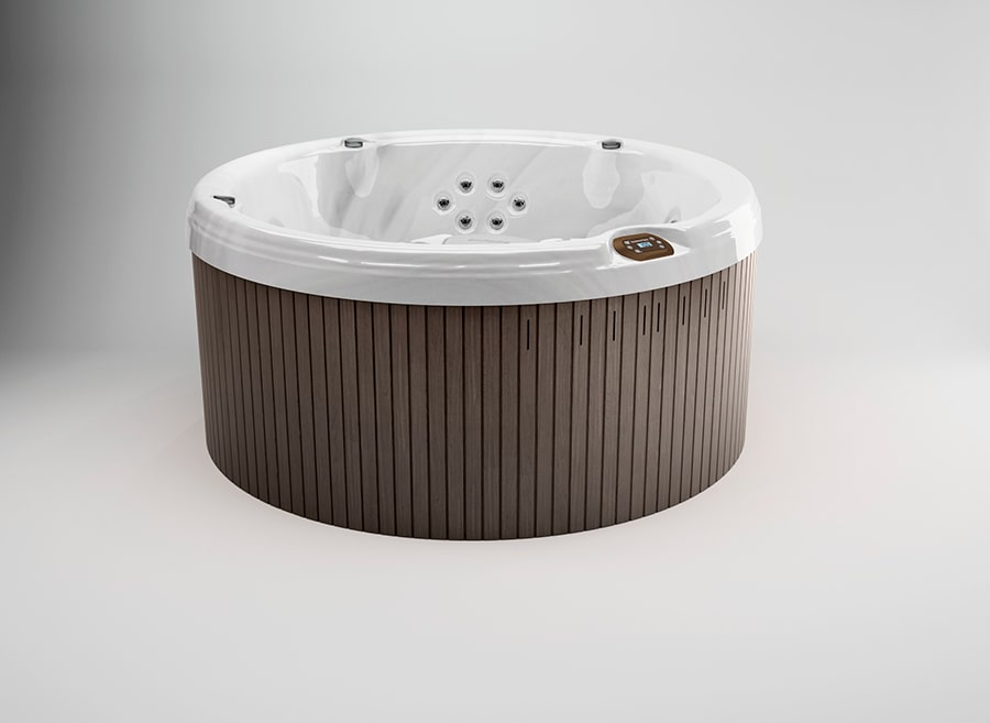 Denali® hot tub in