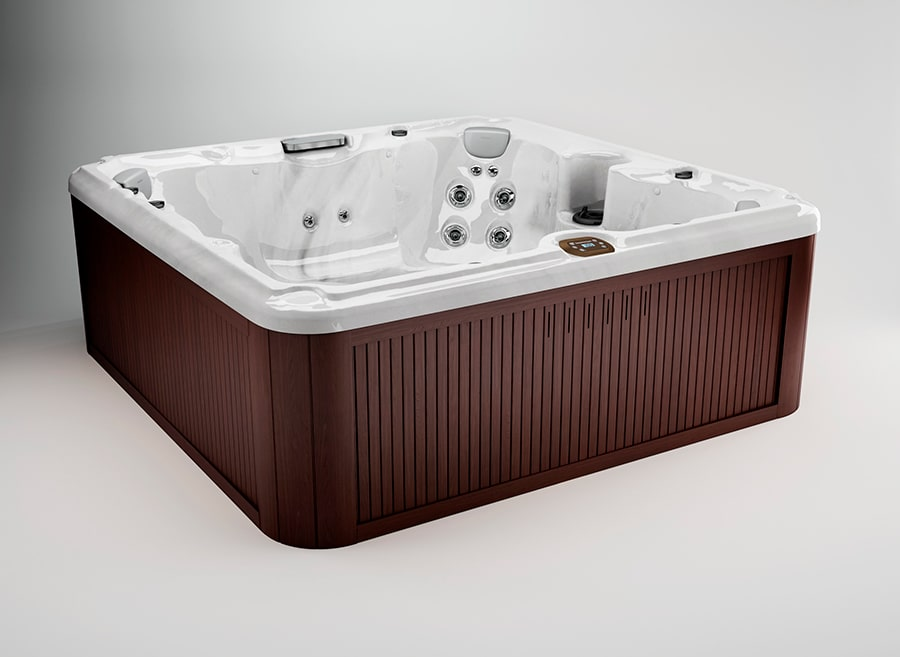 McKinley® hot tub in