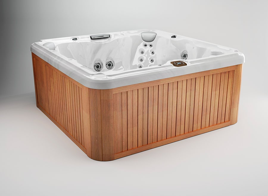 Peyton® hot tub in Netherlands