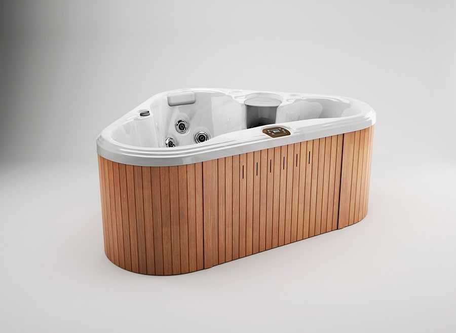 Tacoma® hot tub in