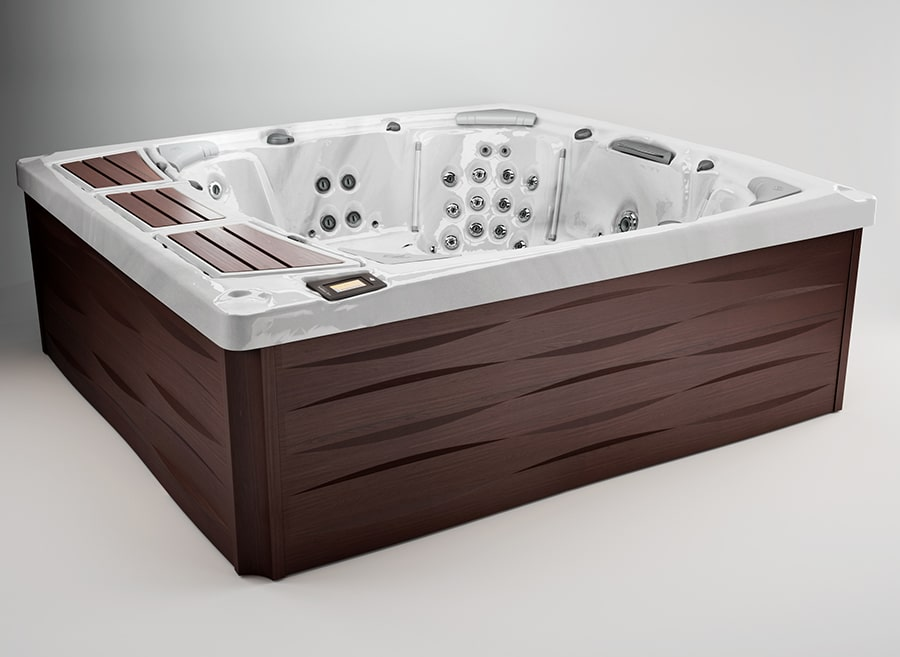 Kingston™ hot tub in Netherlands