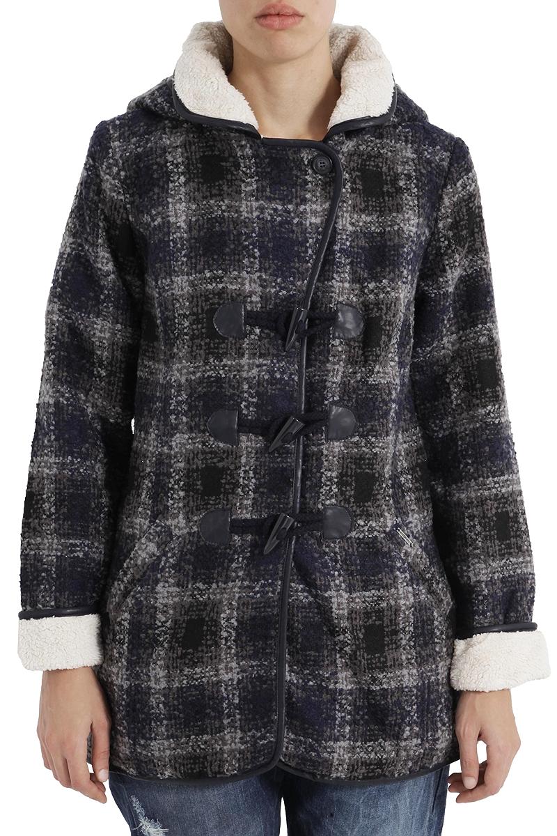 Παλτό Attrattivo Stripy Boy 9905666 Γυναικείο  fc1686e507b