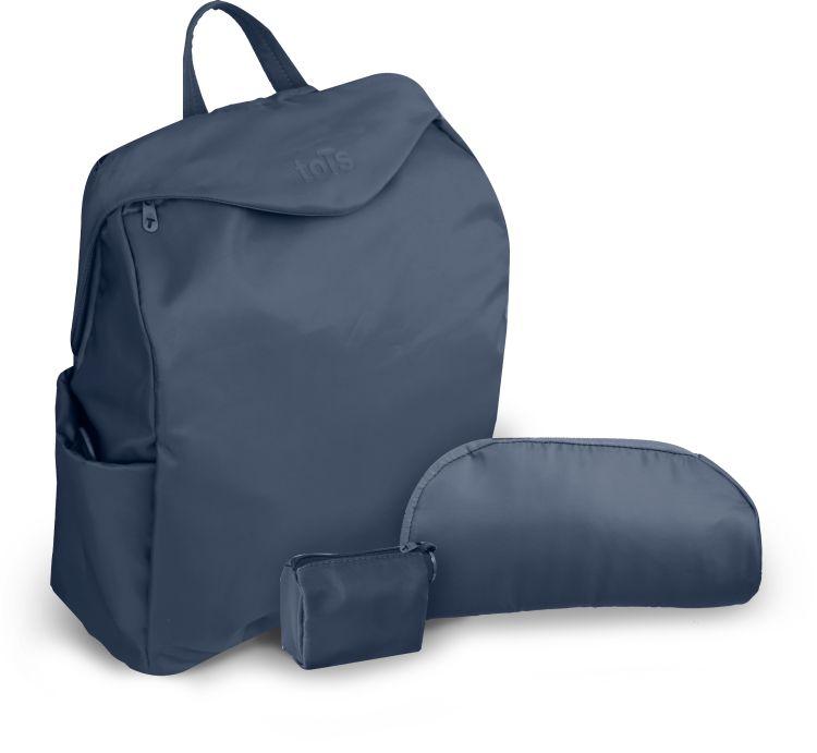 Smart Trike toTs Τσάντα Αλλαξιέρα Posh Bags-Μπλε (100602) 555a4c4ec36