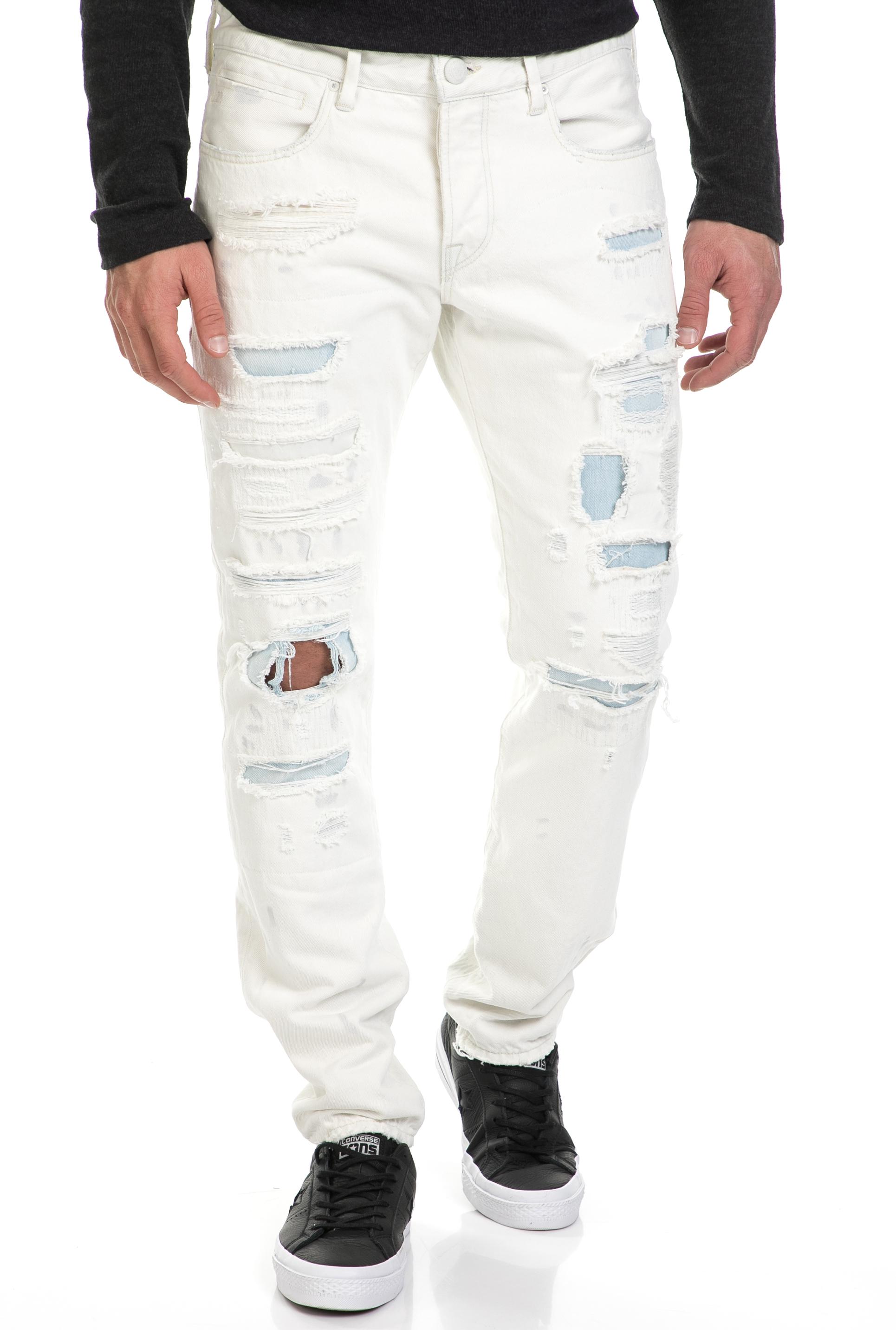 7bcd32e84cd0 SCOTCH   SODA Ανδρικό τζιν παντελόνι SCOTCH   SODA λευκό 6200249 ...