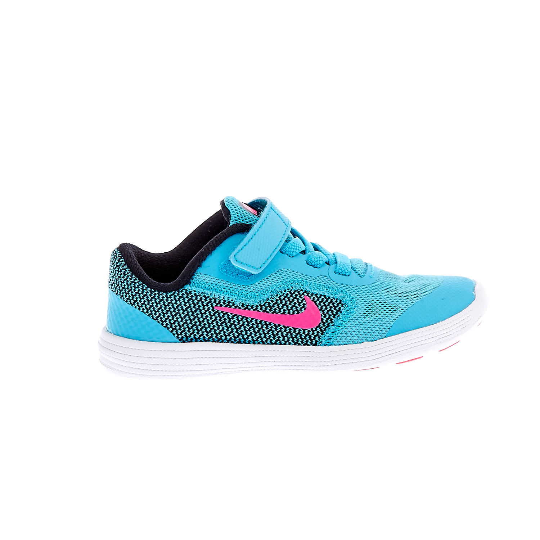 NIKE - Παιδικά αθλητικά παπούτσια NIKE REVOLUTION 3 τυρκουάζ 058a2b7e74f