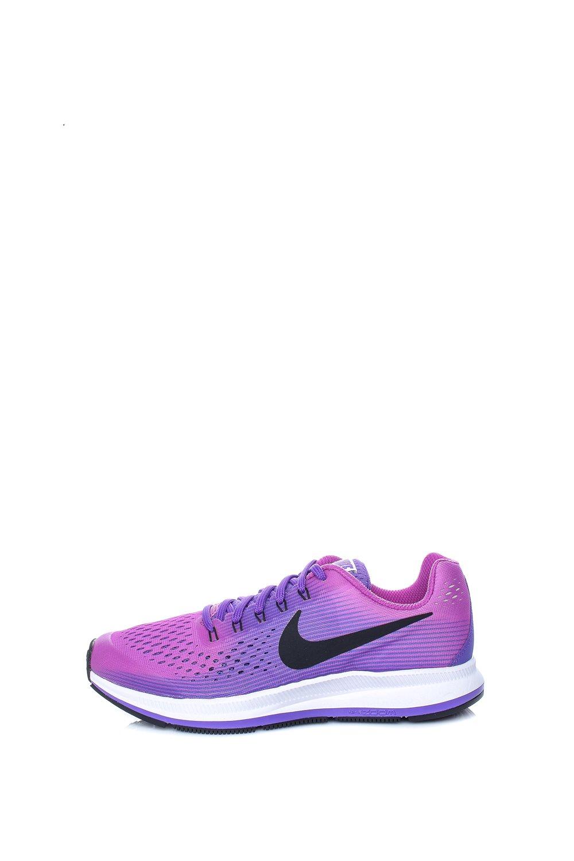 NIKE - Παιδικά αθλητικά παπούτσια NIKE ZOOM PEGASUS 34 μοβ df543e1ec31