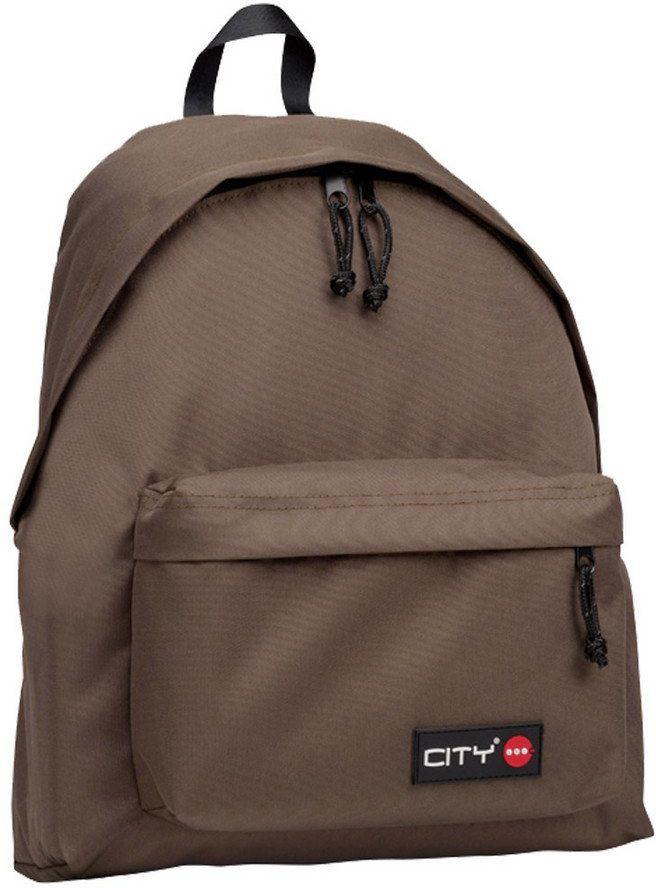 504d8aa9ed Lyc Sac Σακίδιο City Line Chocolate Chip 92117. City The Drop - Chocolate  Chip Line CITY 92117