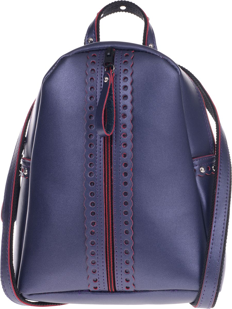 Γυναικείo σακίδιο πλάτης Pierro Accessories 00177EC 05 Μπλε ... 9cb93e7d3f6