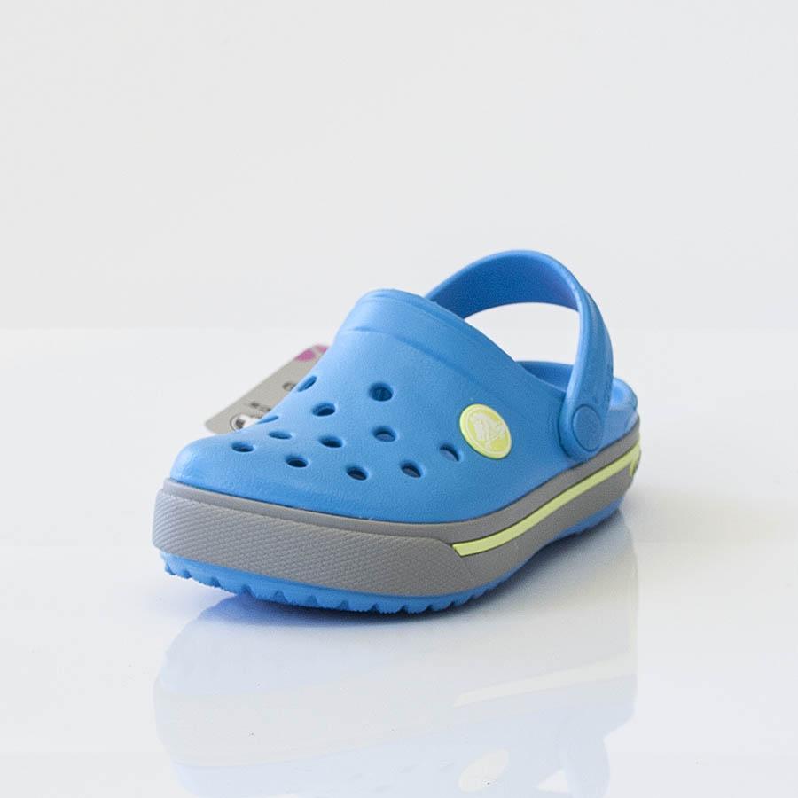 Παιδικό Σαμπό Crocs Crocband kids II.5 12837 4C5 Σιελ CROCS 1816835 ... dc60698c6f0