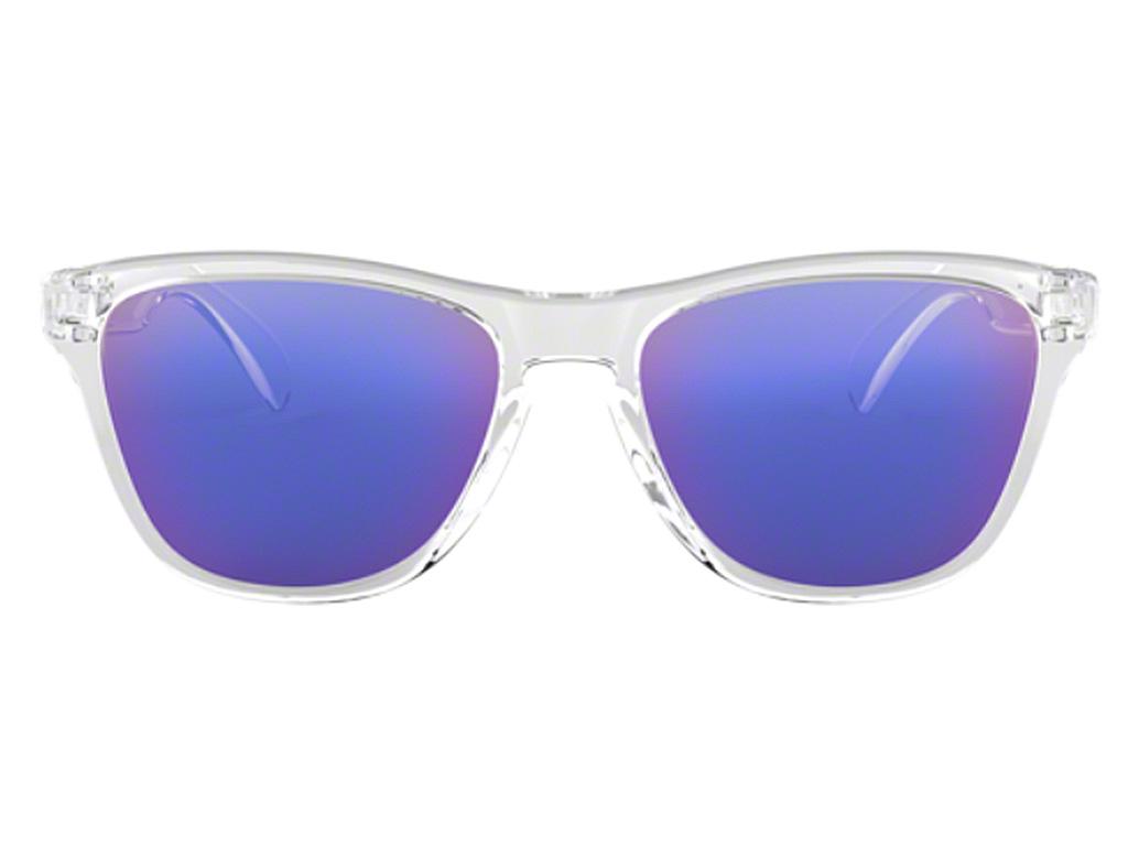 Γυαλιά ηλίου Oakley Frogskins XS OJ 9006 03 Διάφανο Μωβ Καθρέφτης (9006 03) 6eb0f52397a