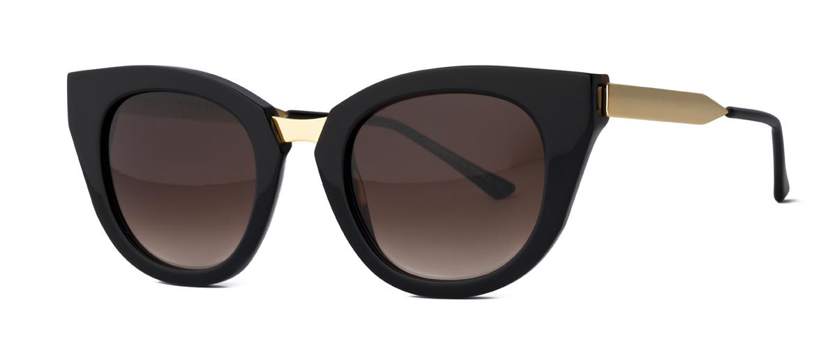 504daca233 Γυαλιά Ηλίου Γυναικεία Thierry Lasry SNOBBY 101 Μαύρο Πεταλούδα Ντεγκραντέ