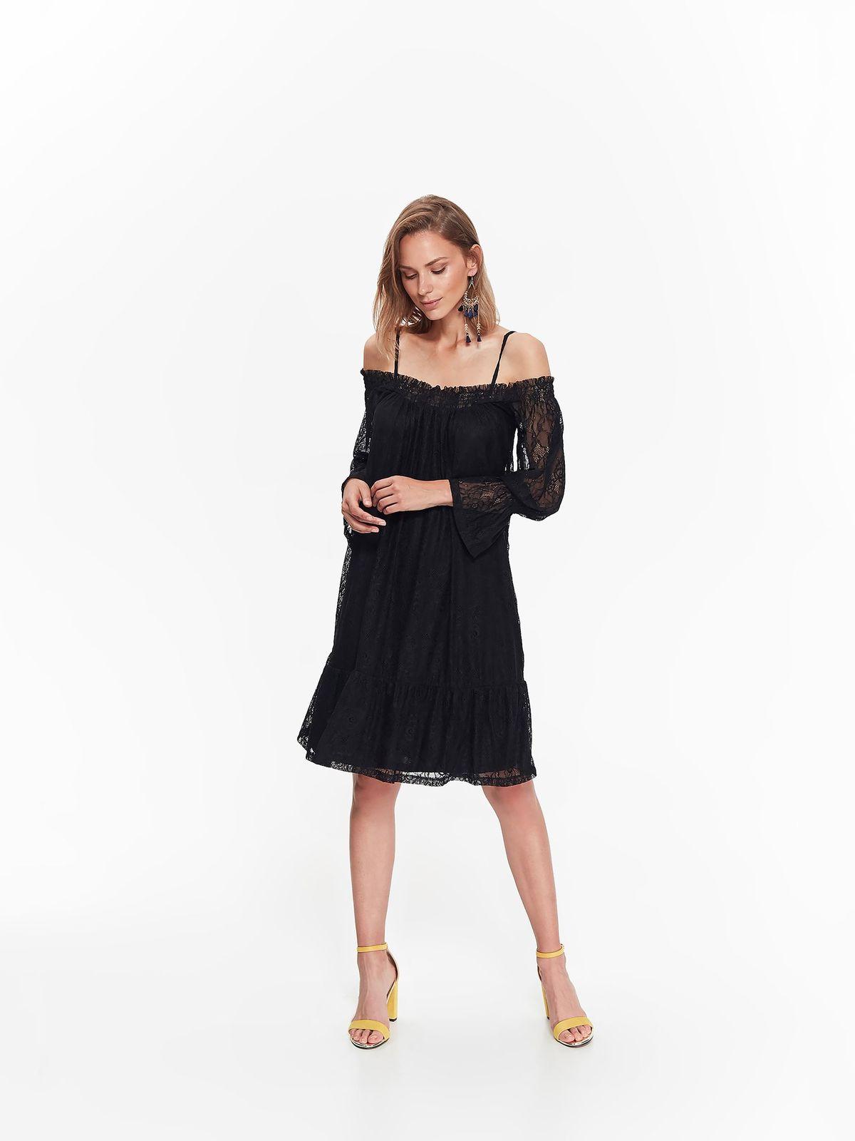 b8b0d28bf936 TOP SECRET TOP SECRET κομψο φορεμα με δαντελα 6925105