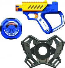 Silverlit Ηλεκτρονικό Όπλο Laser M.A.D First Ops-2 Σχέδια (7530-86844)
