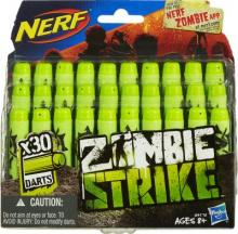 Nerf Zombie Strike 30Pack Deco Refill (A4570)